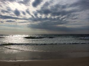 Public Beach at Montauk