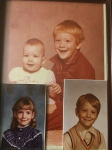 Me and my bro long ago (1976 and 1982-I think)