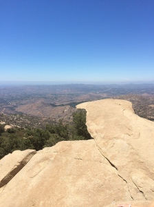Potato Chip Rock @ Mount Woodson